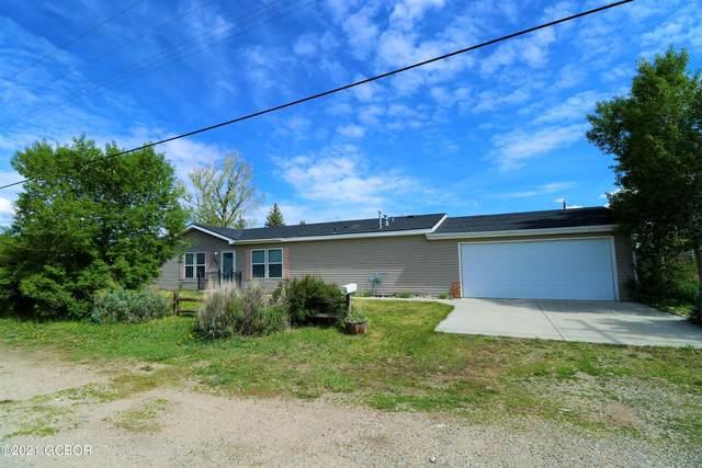703 Railroad Avenue, Kremmling, CO 80459 (MLS #21-786) :: The Real Estate Company