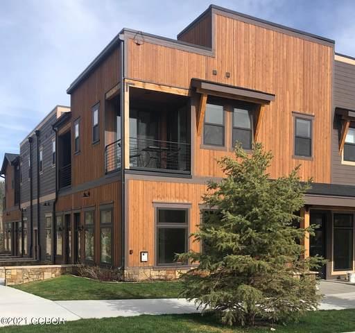 800 Park Avenue #201, Grand Lake, CO 80447 (MLS #21-788) :: The Real Estate Company