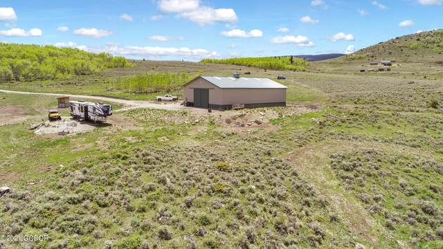 1112 County Rd 19, Kremmling, CO 80459 (MLS #21-789) :: The Real Estate Company