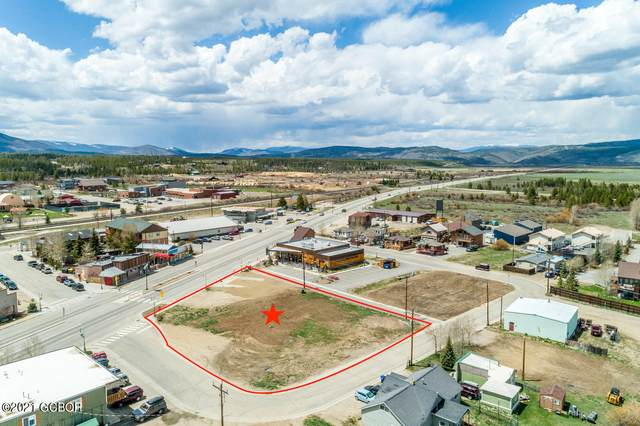 406 N Zerex Street, Fraser, CO 80442 (MLS #21-790) :: The Real Estate Company