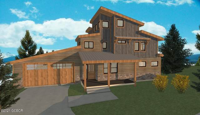 740 Pawnee Lane, Granby, CO 80446 (MLS #21-806) :: The Real Estate Company