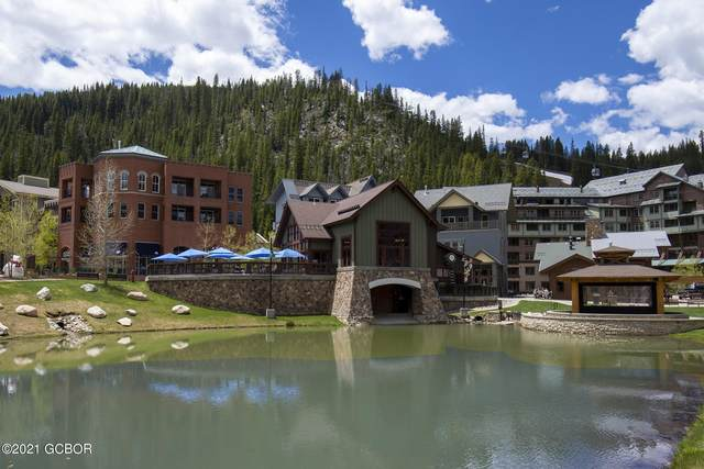 401 Nystrom #1702, Winter Park, CO 80482 (MLS #21-811) :: The Real Estate Company