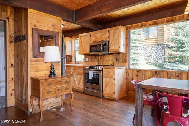 834 Gcr 494/Columbine Drive, Grand Lake, CO 80447 (MLS #21-827) :: The Real Estate Company
