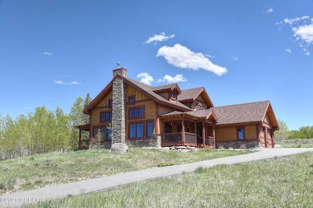 293 Mt. Neva Drive, Granby, CO 80446 (MLS #21-828) :: The Real Estate Company