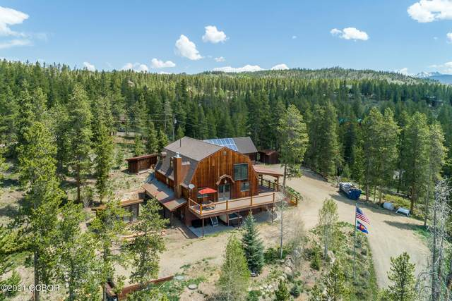 63 Gcr 864/ Hillside Dr., Tabernash, CO 80478 (MLS #21-829) :: Clare Day with LIV Sotheby's International Realty