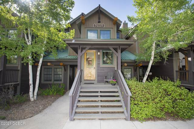 6303 Northstar 6-303, Granby, CO 80446 (MLS #21-830) :: The Real Estate Company