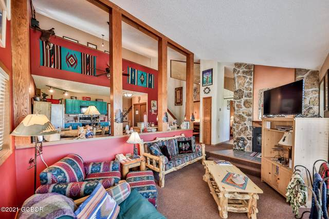 96 Mountainside Drive B-77, Granby, CO 80446 (MLS #21-843) :: The Real Estate Company
