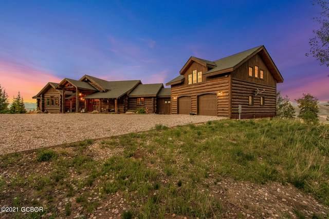 7 Private, Granby, CO 80446 (MLS #21-844) :: The Real Estate Company