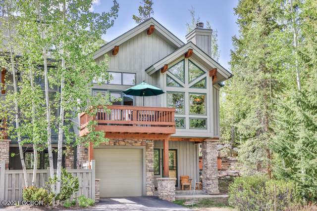 641 Timber Lake Way, Winter Park, CO 80482 (MLS #21-845) :: The Real Estate Company