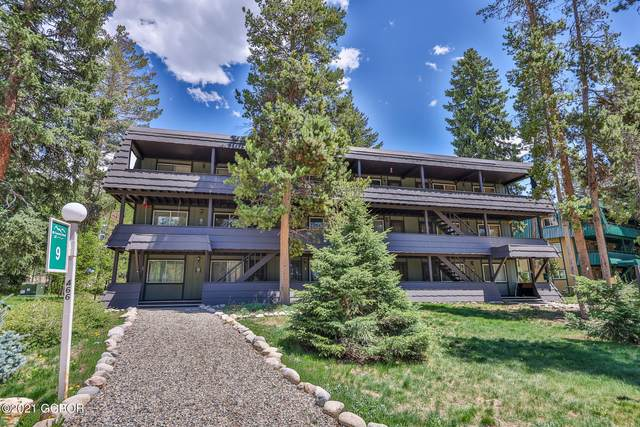 466 Hi Country Drive #4, Winter Park, CO 80482 (MLS #21-893) :: Clare Day with Keller Williams Advantage Realty LLC