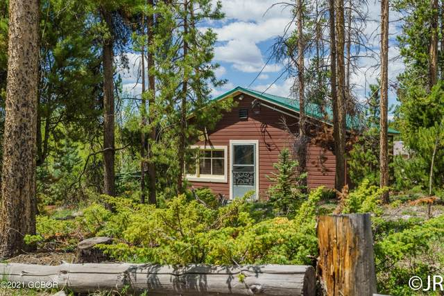 35 Co Rd 4455, Grand Lake, CO 80447 (MLS #21-913) :: The Real Estate Company