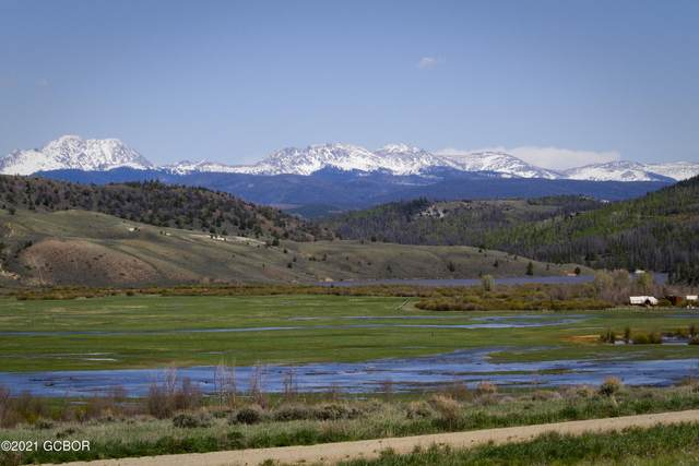 4355 Colorado State Highway 125, Granby, CO 80446 (MLS #21-915) :: The Real Estate Company