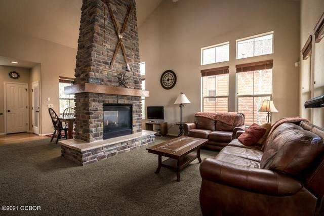 101 Bluesage Court #101, Granby, CO 80446 (MLS #21-945) :: The Real Estate Company