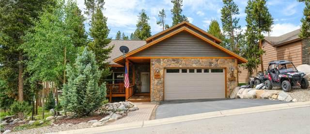 115 Mad Moose Lane, Grand Lake, CO 80447 (MLS #21-949) :: The Real Estate Company