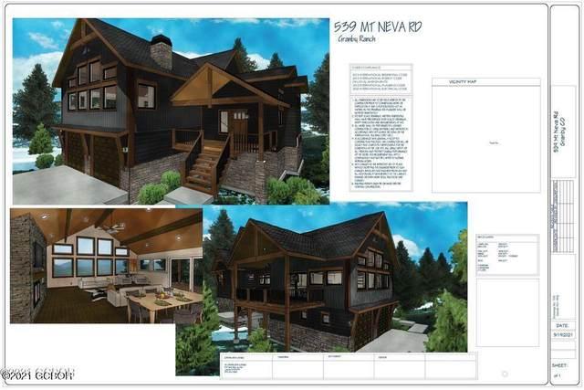 539 Mt Neva Drive, Granby, CO 80446 (MLS #21-964) :: The Real Estate Company