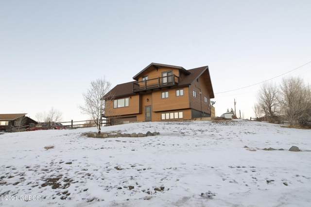 200 18th St, Kremmling, CO 80459 (MLS #21-97) :: The Real Estate Company