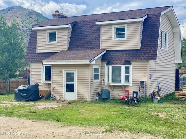 117 Sumner Avenue, Hot Sulphur Springs, CO 80451 (MLS #21-980) :: The Real Estate Company