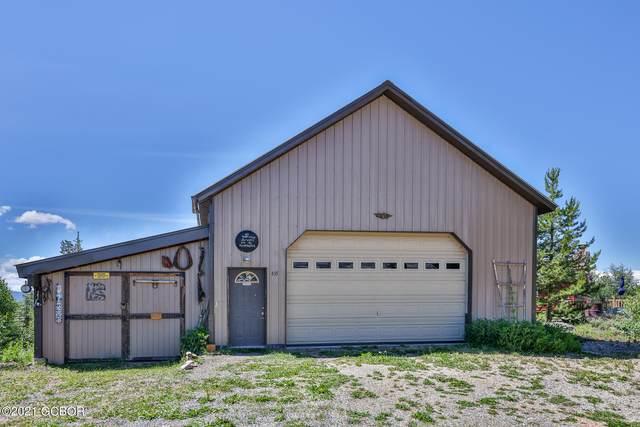 415 Gcr 6410, Grand Lake, CO 80447 (MLS #21-989) :: The Real Estate Company