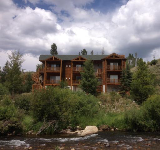 186 Hi Country Drive #301, Winter Park, CO 80482 (MLS #18-1496) :: The Real Estate Company