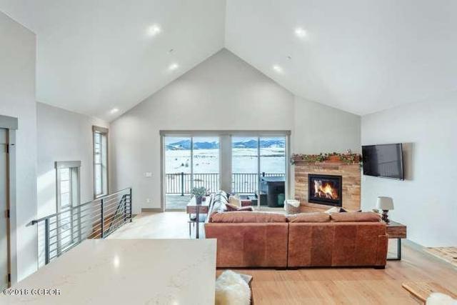 64 Eagle Ridge Drive A-109, Granby, CO 80446 (MLS #18-1671) :: The Real Estate Company