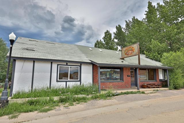 217 Agate, Granby, CO 80446 (MLS #19-1013) :: The Real Estate Company