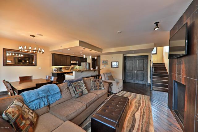 115 Parry Peak Way #110, Winter Park, CO 80482 (MLS #19-102) :: The Real Estate Company