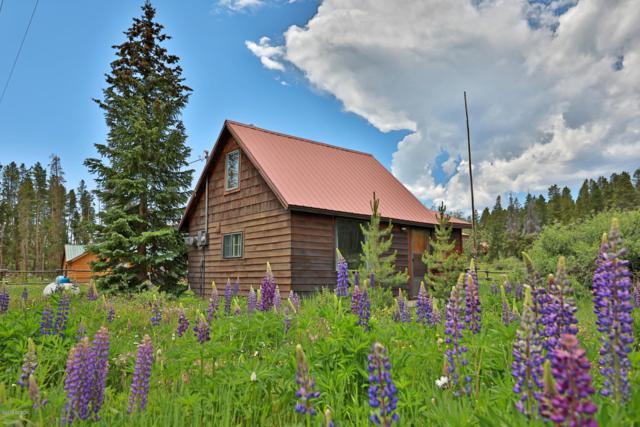 33 Gcr 4812, Grand Lake, CO 80447 (MLS #19-1031) :: The Real Estate Company