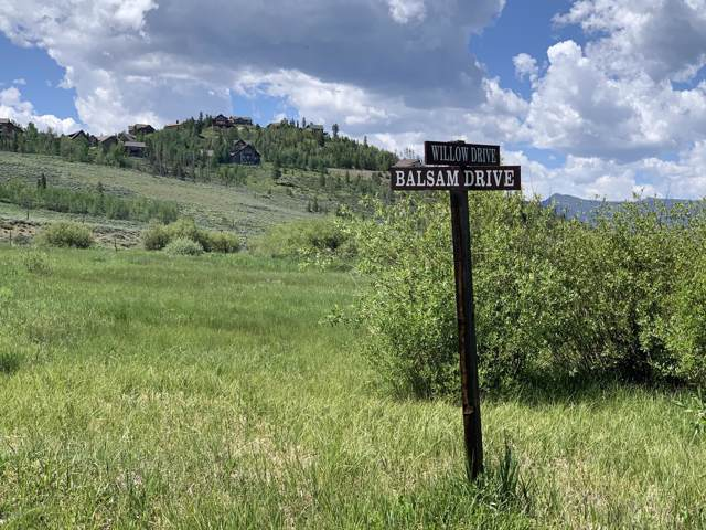 38 Gcr 8932/Willow Drive, Granby, CO 80446 (MLS #19-1096) :: The Real Estate Company