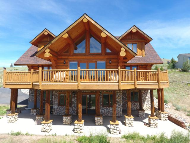 210 Gcr 89/ Village Dr, Granby, CO 80446 (MLS #19-1108) :: The Real Estate Company