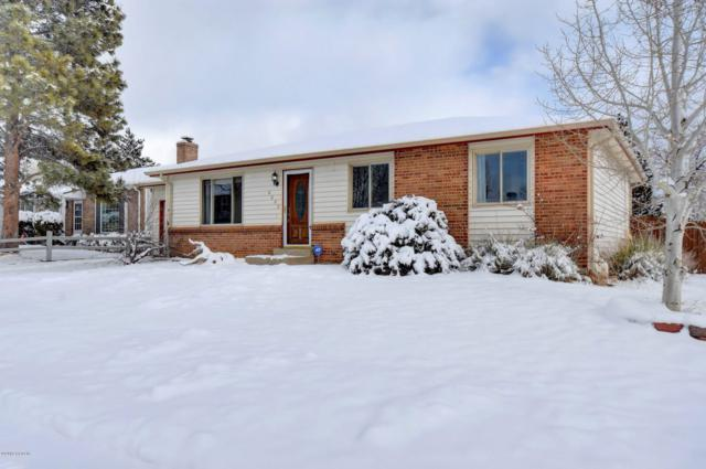 4690 S Deframe Street, Morrison, CO 80465 (MLS #19-120) :: The Real Estate Company