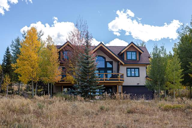 134 Gcr 899/Overlook Drive, Granby, CO 80446 (MLS #19-1490) :: The Real Estate Company