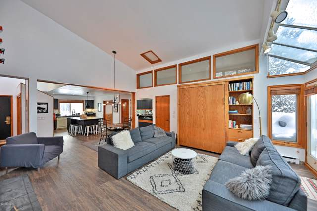 477 Iron Horse Way H4408, Winter Park, CO 80482 (MLS #19-1694) :: The Real Estate Company