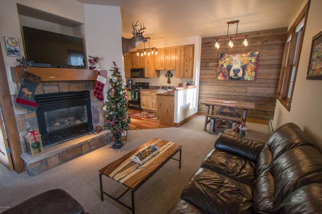 1101 Bluesky Trail 1-101, Granby, CO 80446 (MLS #19-1720) :: The Real Estate Company