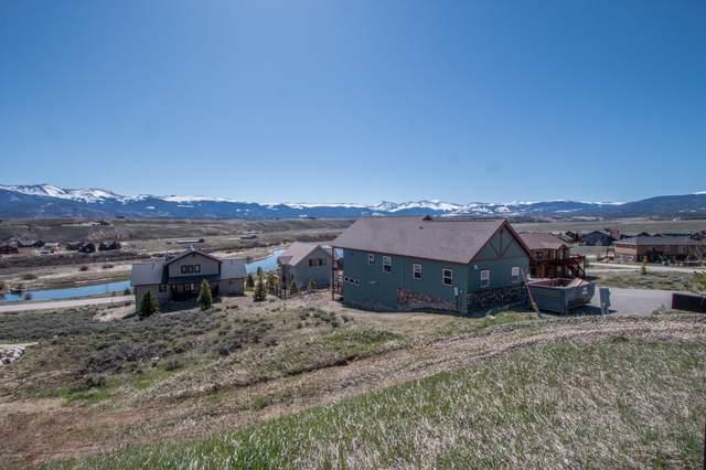 27 Gcr 5222/Bergamot Drive, Tabernash, CO 80478 (MLS #19-1789) :: The Real Estate Company
