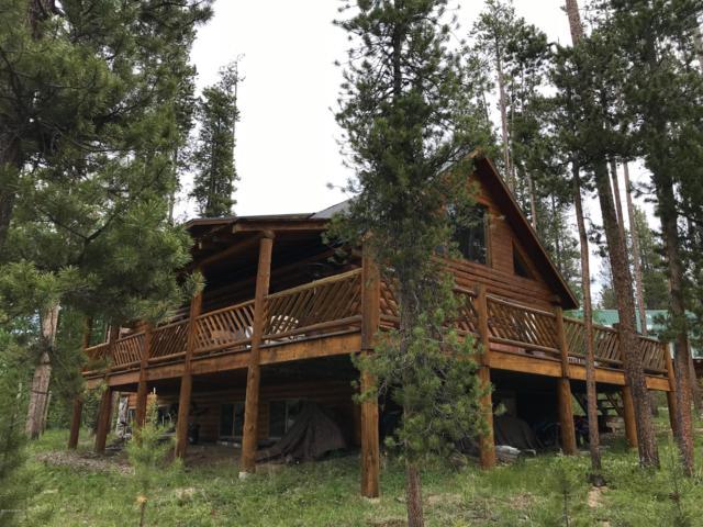 272 Gcr 4948, Grand Lake, CO 80447 (MLS #19-401) :: The Real Estate Company