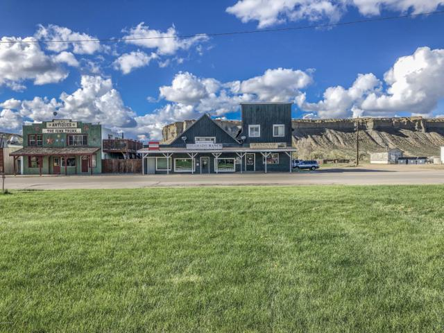 215 Central Avenue, Kremmling, CO 80459 (MLS #19-409) :: The Real Estate Company