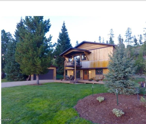112 Gcr 4640, Grand Lake, CO 80447 (MLS #19-492) :: The Real Estate Company