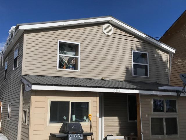 695 E Agate Avenue, Granby, CO 80446 (MLS #19-52) :: The Real Estate Company