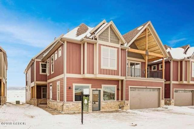 76 Eagle Ridge Road A-103, Granby, CO 80446 (MLS #19-57) :: The Real Estate Company
