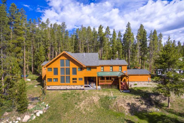 222 Gcr 466, Grand Lake, CO 80447 (MLS #19-581) :: The Real Estate Company