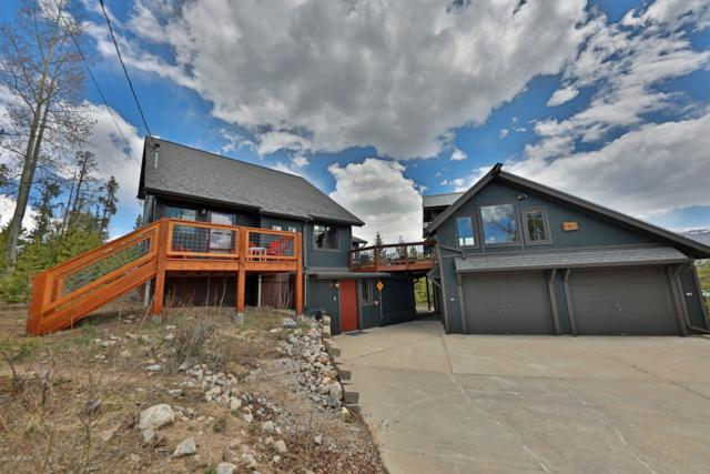 83 Gcr 4982, Grand Lake, CO 80447 (MLS #19-589) :: The Real Estate Company