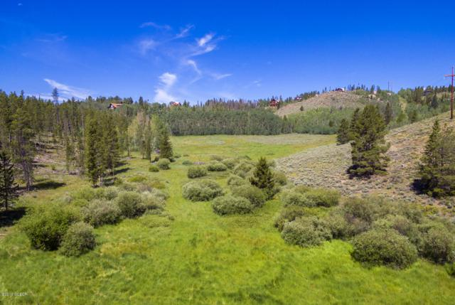 Lions Lane, Tabernash, CO 80478 (MLS #19-825) :: The Real Estate Company