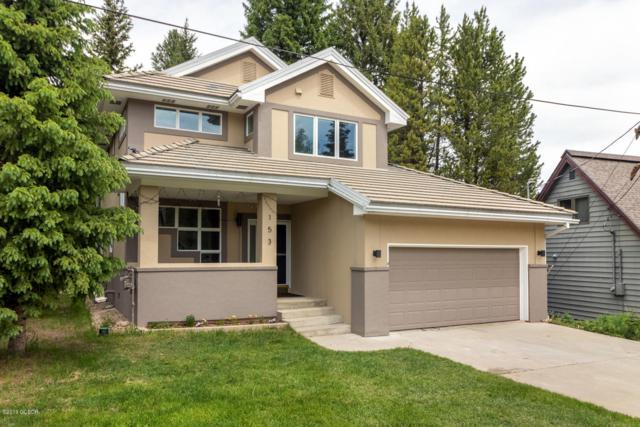 153 Idlewild Lane, Winter Park, CO 80482 (MLS #19-966) :: The Real Estate Company