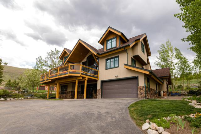134 County Rd 899, Granby, CO 80446 (MLS #19-967) :: The Real Estate Company