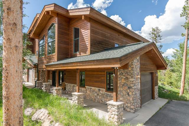786 Elk Trail Trail #4, Winter Park, CO 80482 (MLS #20-1073) :: The Real Estate Company