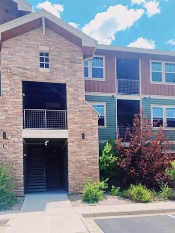 154 Village Road C-303, Granby, CO 80446 (MLS #20-1099) :: The Real Estate Company