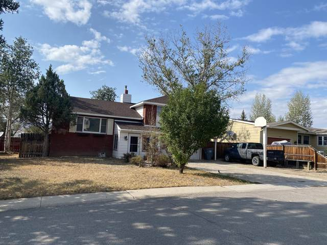 217 19th Street, Kremmling, CO 80459 (MLS #20-1350) :: The Real Estate Company