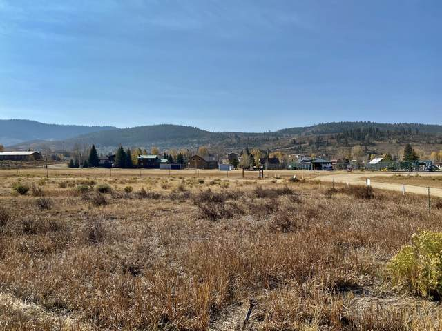 Lot 7 & 8 Spruce, Hot Sulphur Springs, CO 80451 (MLS #20-1427) :: The Real Estate Company