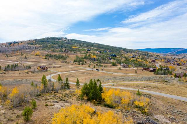 929 Mt Neva Drive, Granby, CO 80446 (MLS #20-1469) :: The Real Estate Company