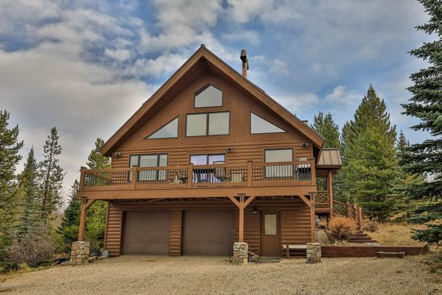 16 Gcr 4905, Grand Lake, CO 80447 (MLS #20-1532) :: The Real Estate Company